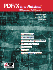PDF/X in a Nutshell - Front Cover - Bild
